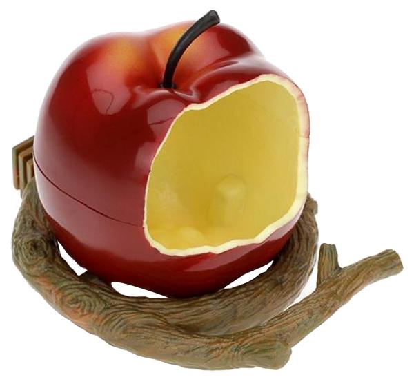 Кормушка для птиц Penn Plax, пластик, красный,