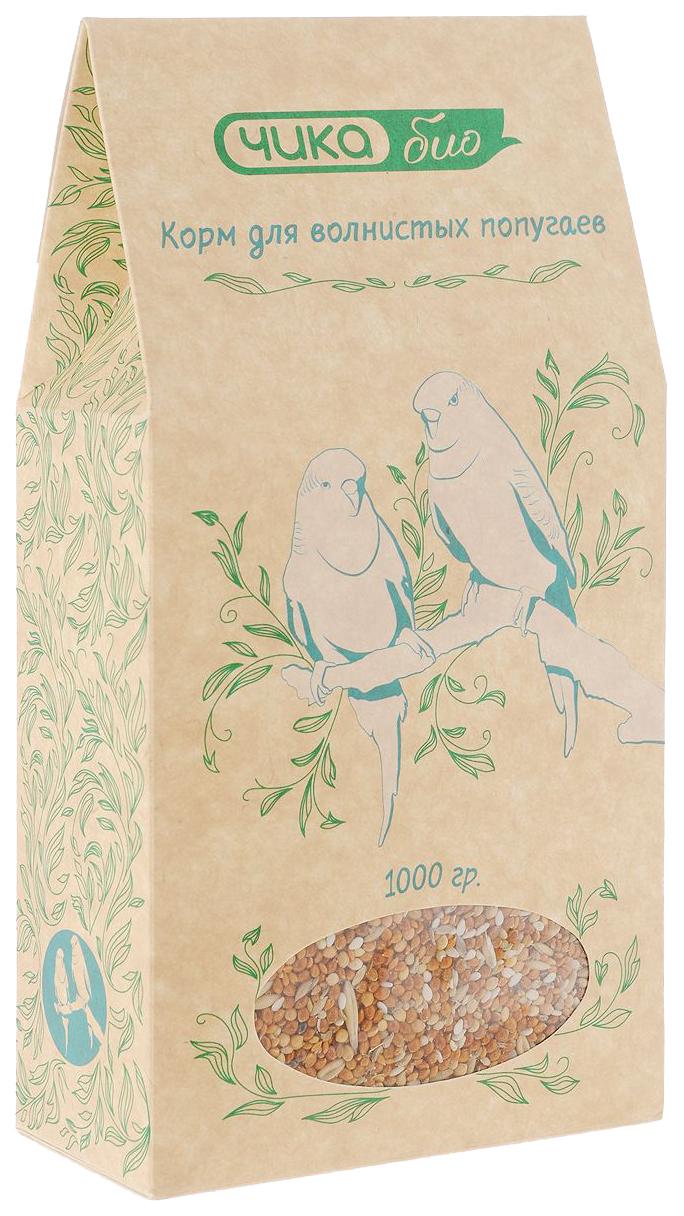 Основной корм Чика для волнистых попугаев 1000