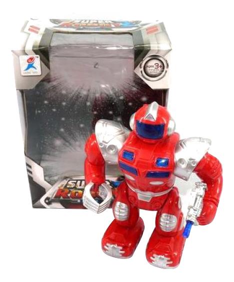 Купить Интерактивный робот Shantou Gepai super robot 2 99111-2, Интерактивные роботы