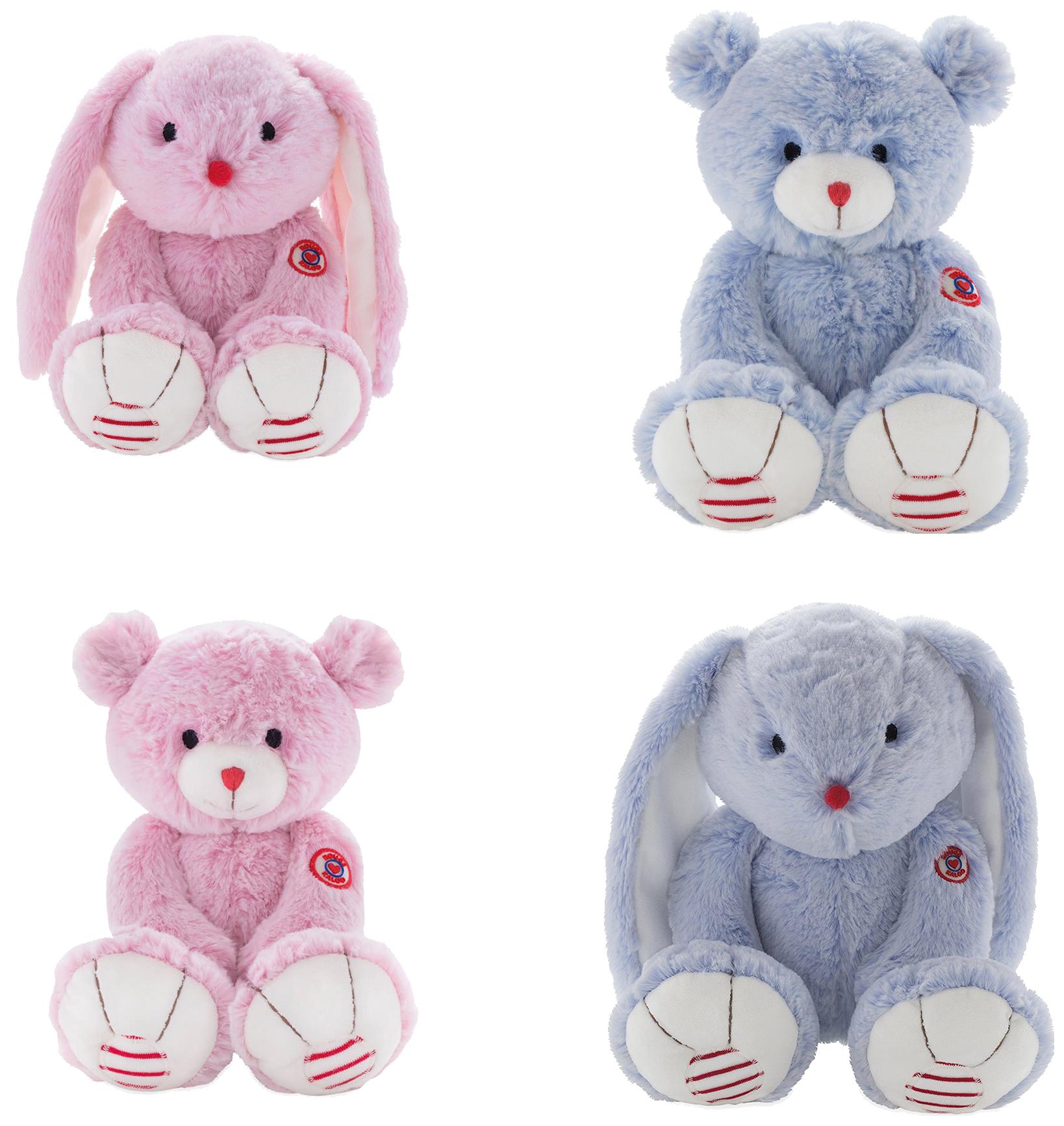 Купить Мягкая игрушка Kaloo Мини-игрушка Руж K963555 19 см (в ассортименте), Мягкие игрушки животные