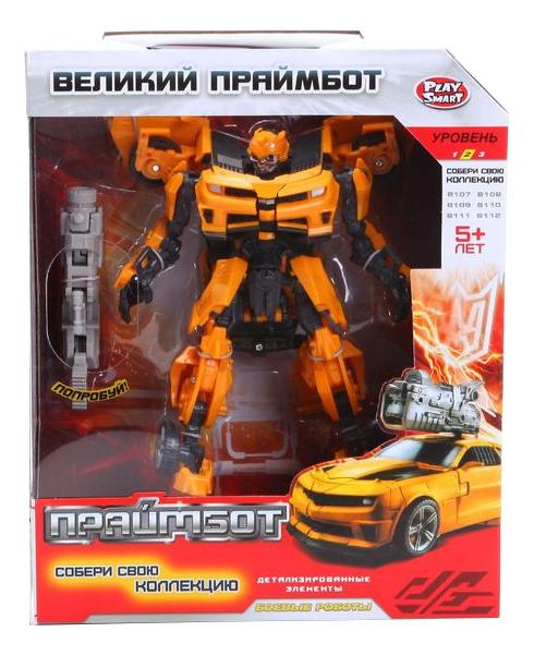 Робот-трансформер Великий Праймбот спортивное авто Play Smart Л59252 фото