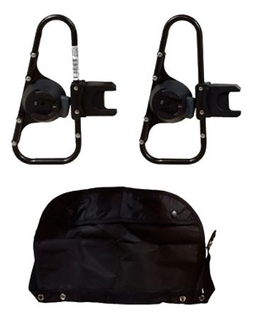 Купить Maxi Cosi для Indie & Speed Bumbleride, Адаптер Maxi Cosi для Indie and Speed Bumbleride, Комплектующие для колясок