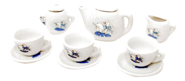 Набор посуды Tea Service Чайный сервиз Gratwest Д32567 фото