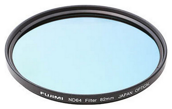 Светофильтр Fujimi ND4 72 мм