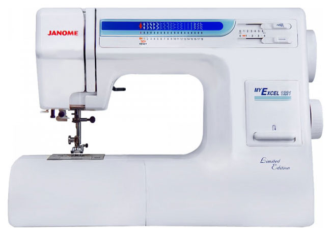 Швейная машина Janome MY EXCEL 1221