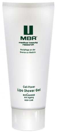 Гель для душа MBR Body Care Cell-Power Lipo Shower Gel, 200 мл