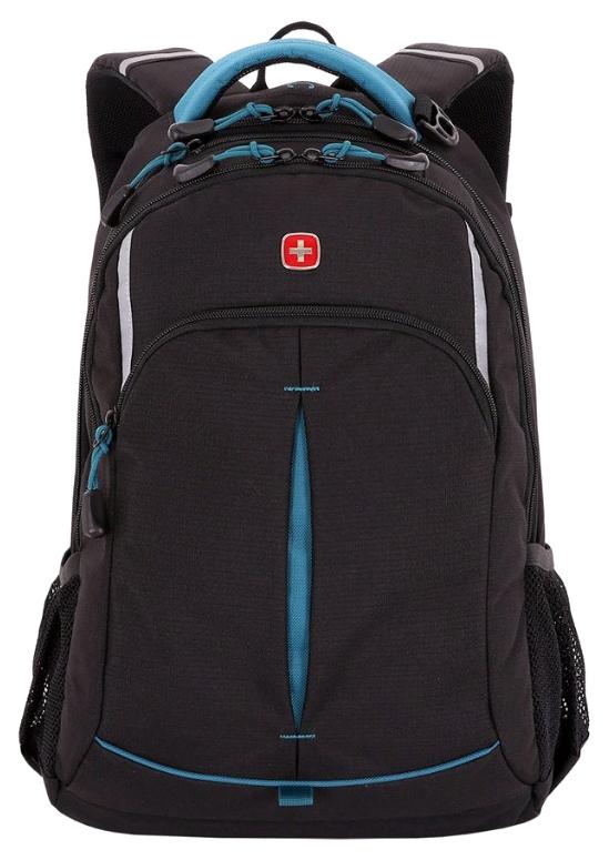 Купить Рюкзак Wenger SCHOOL PACK 2 3165206408-2 Black, Школьные рюкзаки и ранцы