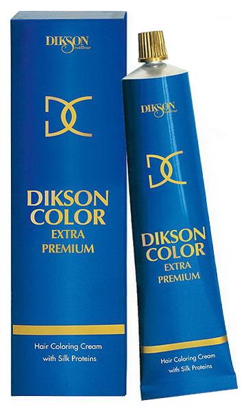 Краска для волос Dikson Color Extra 7R 6,34 Темно-красный тициан 120 мл