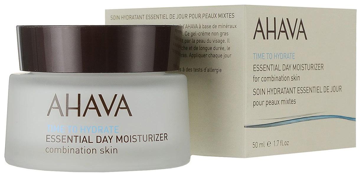 Купить Крем для лица Ahava Time To Hydrate Essential Day Moisturizer, TimeTo Hydrate Essential Day Moisturizer Combination Skin