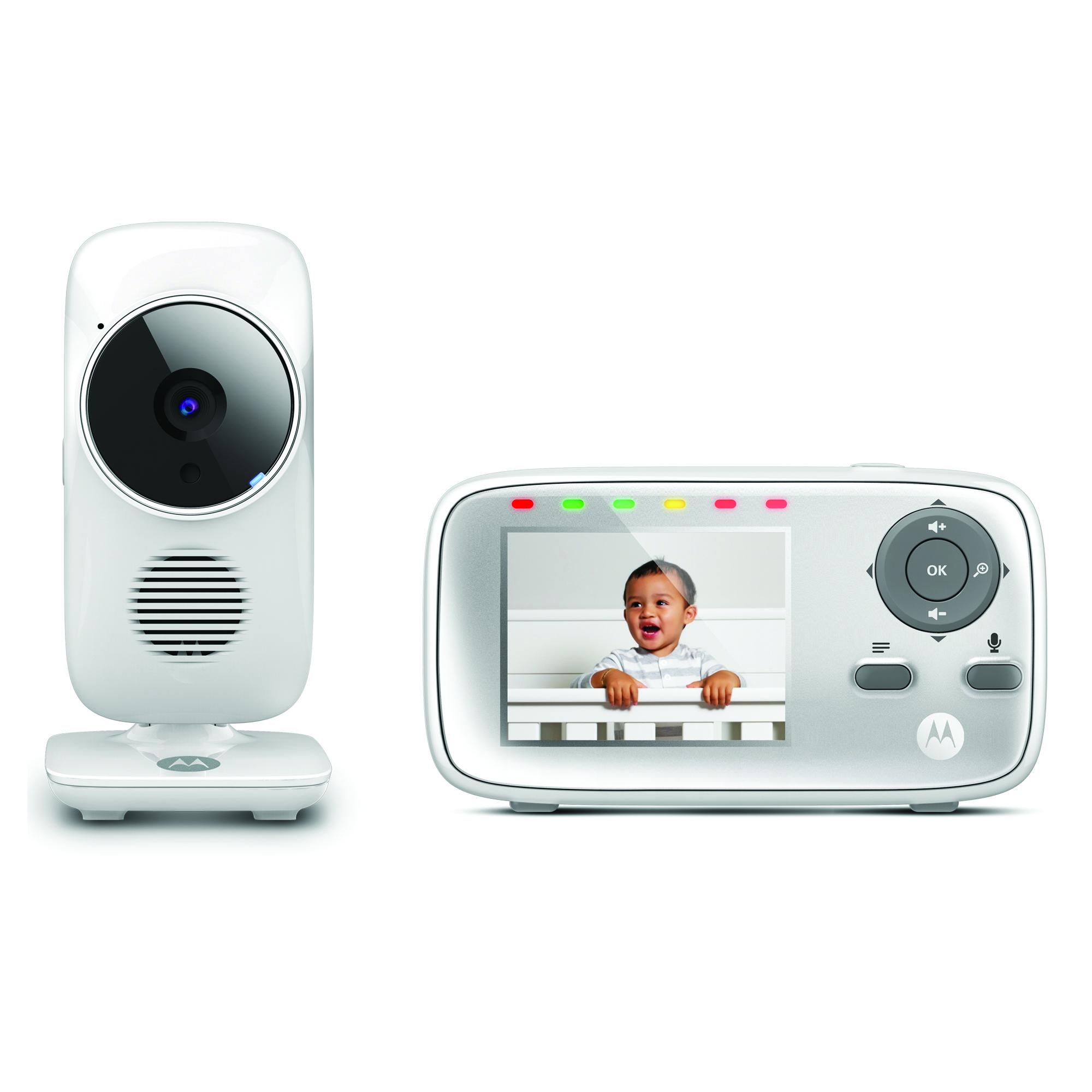 Купить Видеоняня Motorola MBP483,