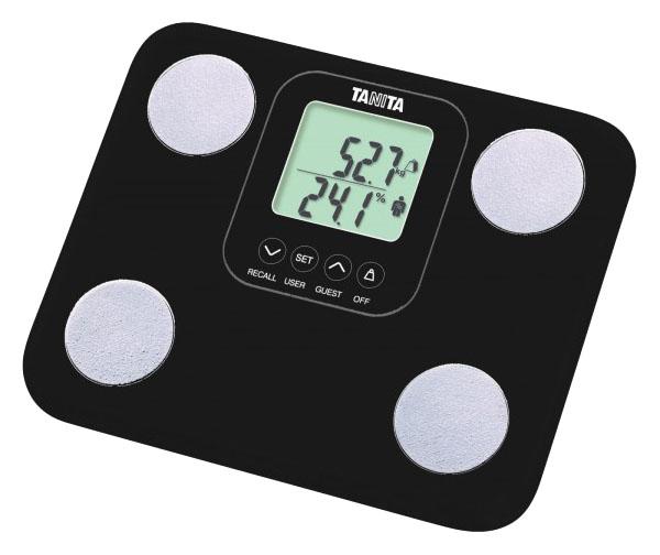 Весы напольные Tanita BC 730 Black