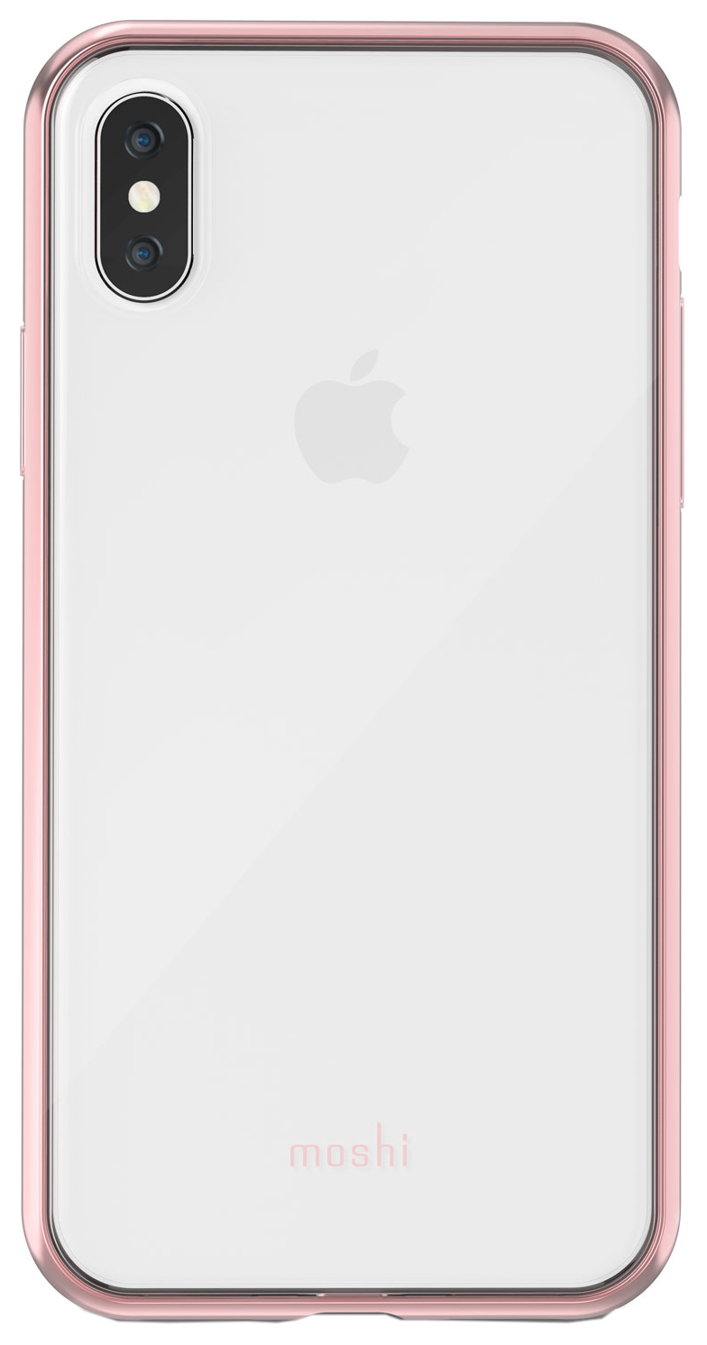 Чехол Moshi Vitros для iPhone X Orchid Pink (99MO103251)