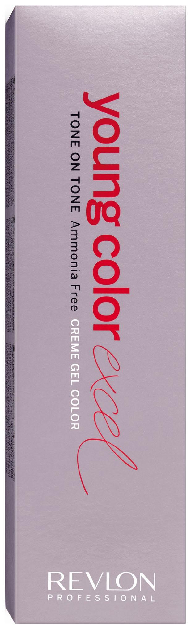 Краска для волос Revlon Professional YCE 4-65 Глубокий красный 70 мл