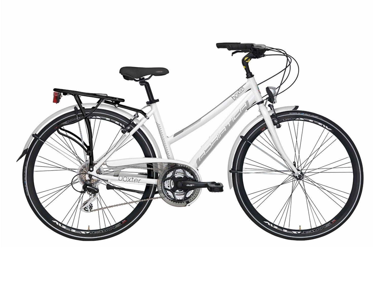 "Велосипед Adriatica Boxter HP Lady 2019 18"" белый"