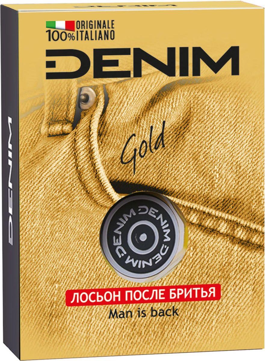 Лосьон после бритья Denim Gold 100мл