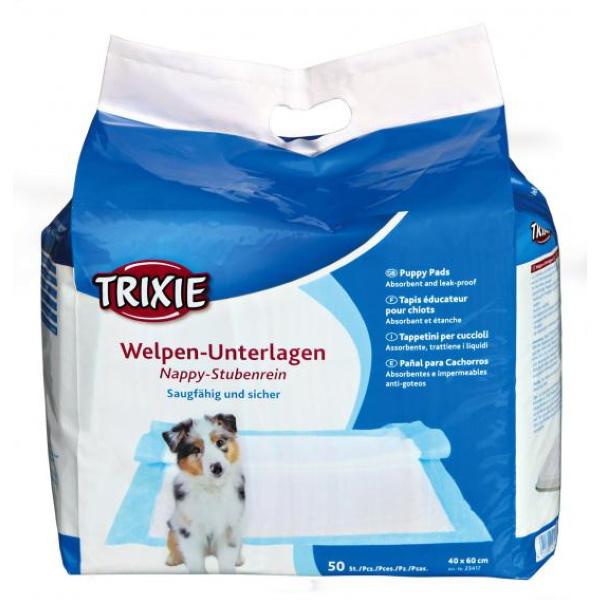 Одноразовые пеленки для собак Trixie, 40x60 см,