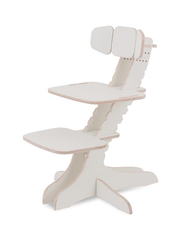 Растущий детский стул Kandle Ergosmart кремовый