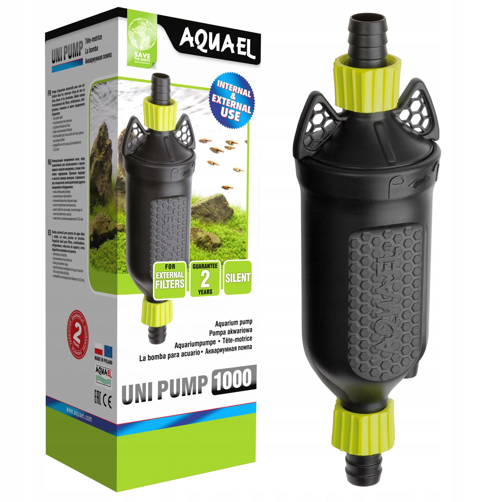 Помпа для аквариума подъемная Aquael Uni Pump