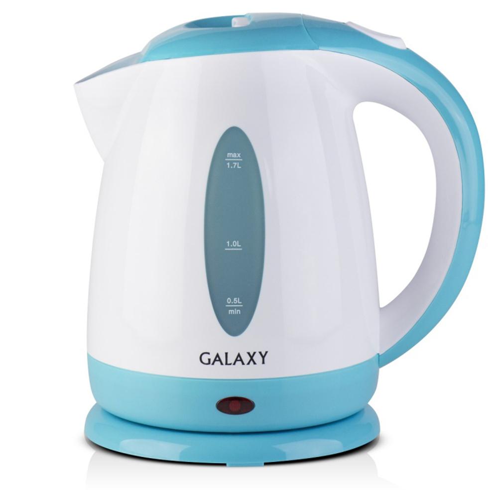 Чайник электрический Galaxy GL0221 (голубой)