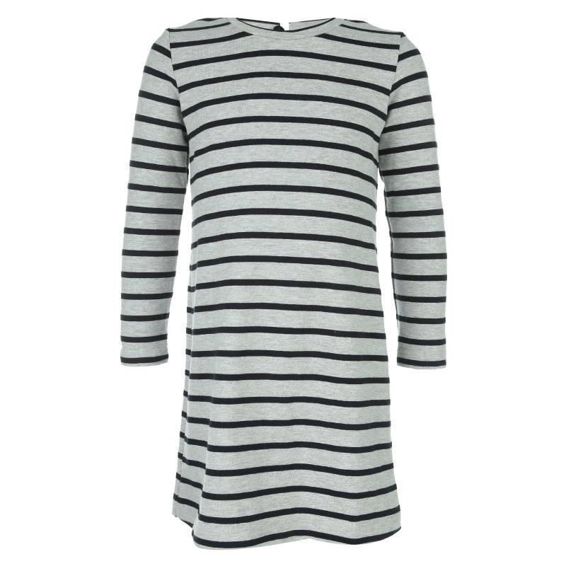 Купить 2033d, Платье UNONA GO, цв. серый, 122 р-р, Платья для девочек
