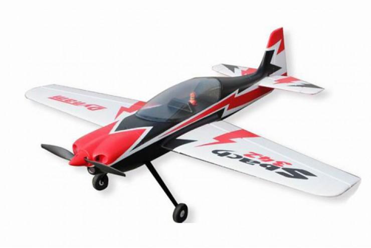 Купить Радиоуправляемый самолет Sbach 342 RTF 2.4G Dynam DY8945, Радиоуправляемые самолеты