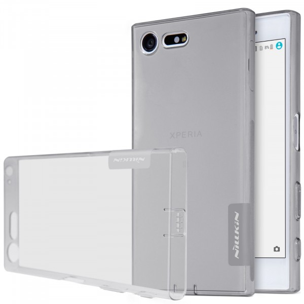 Чехол Nillkin Nature Series для Sony Xperia X Compact Transparent  фото