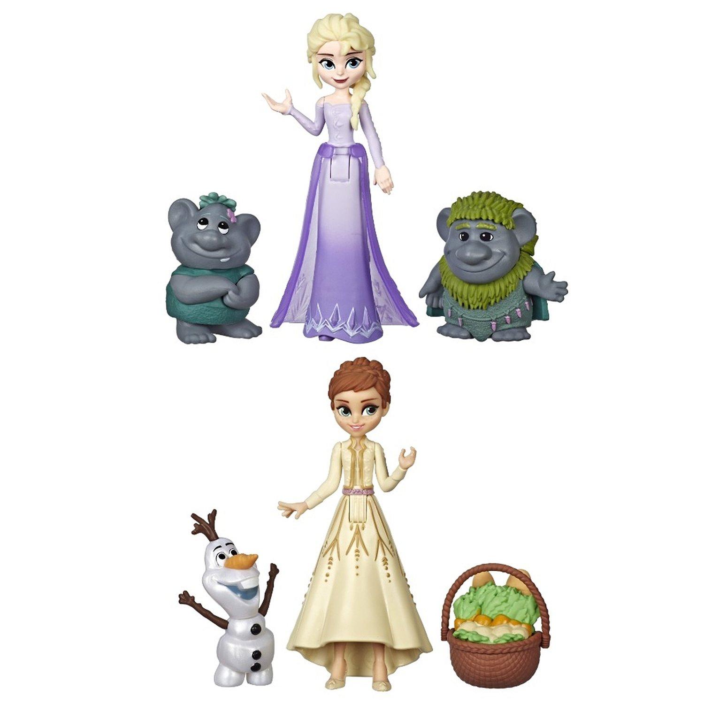 Купить Игровой набор Hasbro Disney Frozen Холодное Сердце 2 Кукла и друзья в ассортименте,