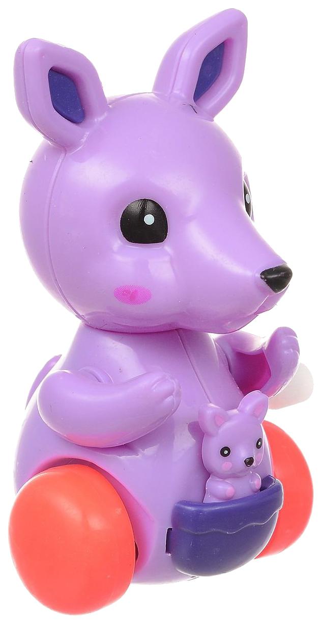 Развивающая игрушка Junfa toys Игрушка заводная. Кенгуру Потеша блистер 14х4 5х19 5 см.
