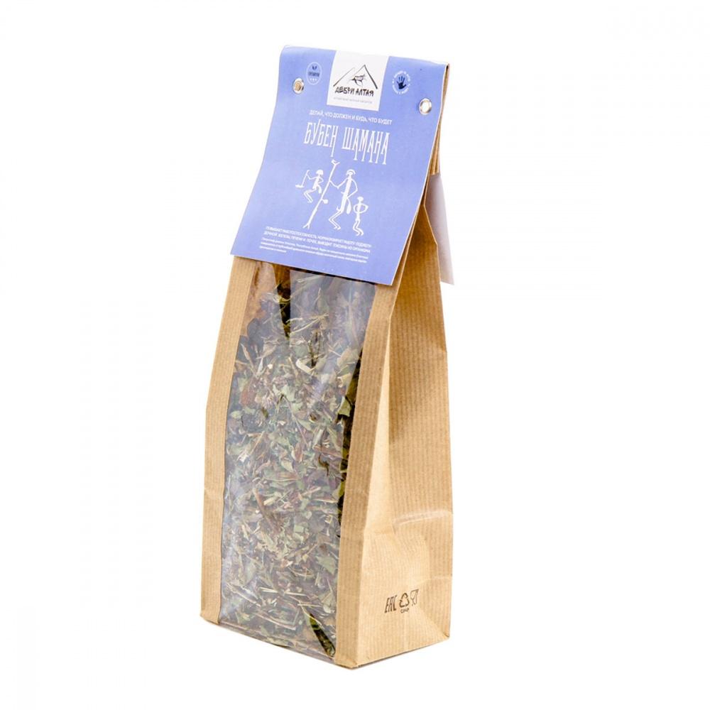Травяной чай Дебри Алтая Бубен Шамана 100 г фото