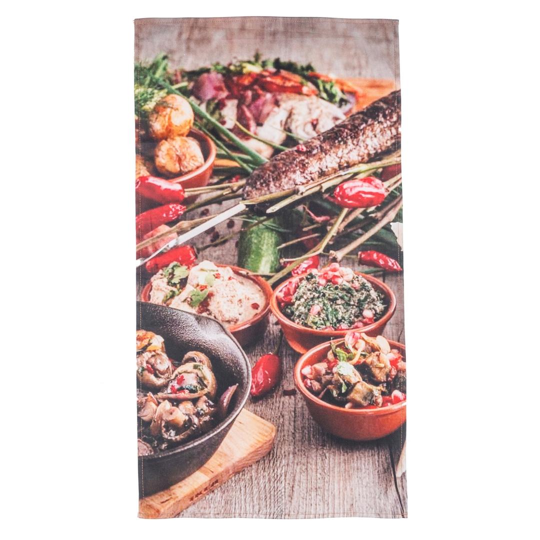 Кухонное полотенце Текстильная лавка Bokal Vina 40х75 см
