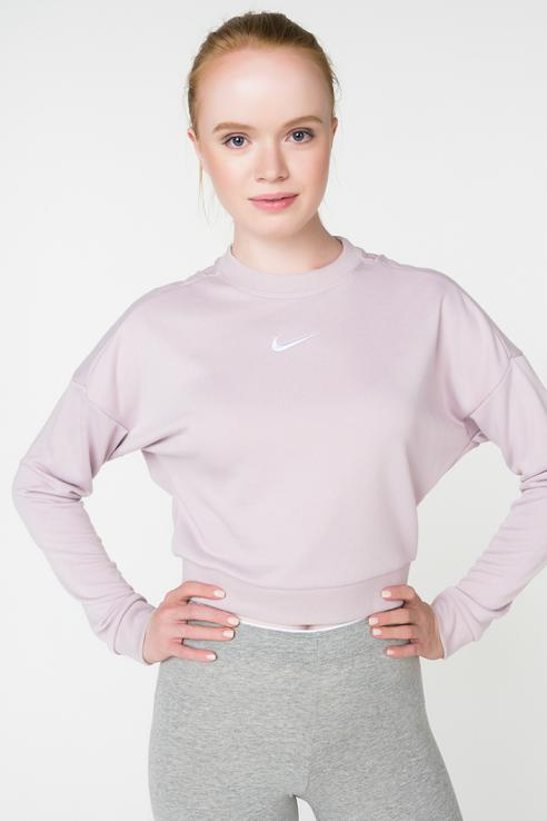 Свитшот женский Nike 889243-684 розовый 46 USA фото