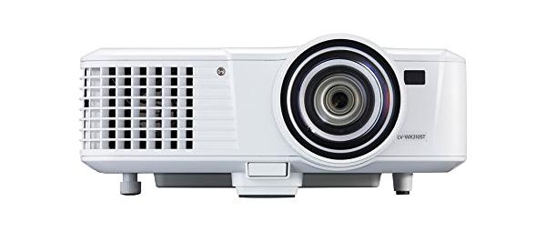 Видеопроектор CANON LV-WX310ST 0909C003