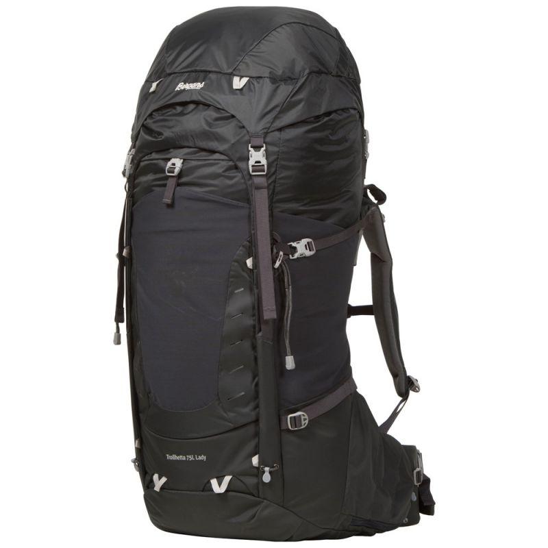 Туристический рюкзак Bergans Trolhetta 75 л черный