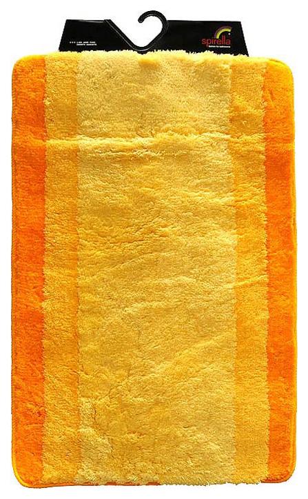 Коврик для ванной Spirella Balance Оранжевый