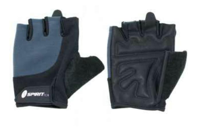 Перчатки для тяжелой атлетики и фитнеса Spirit