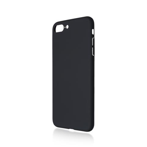 Четырёхсторонняя накладка Brosco Soft-touch для Apple IPhone 7 Plus, черная