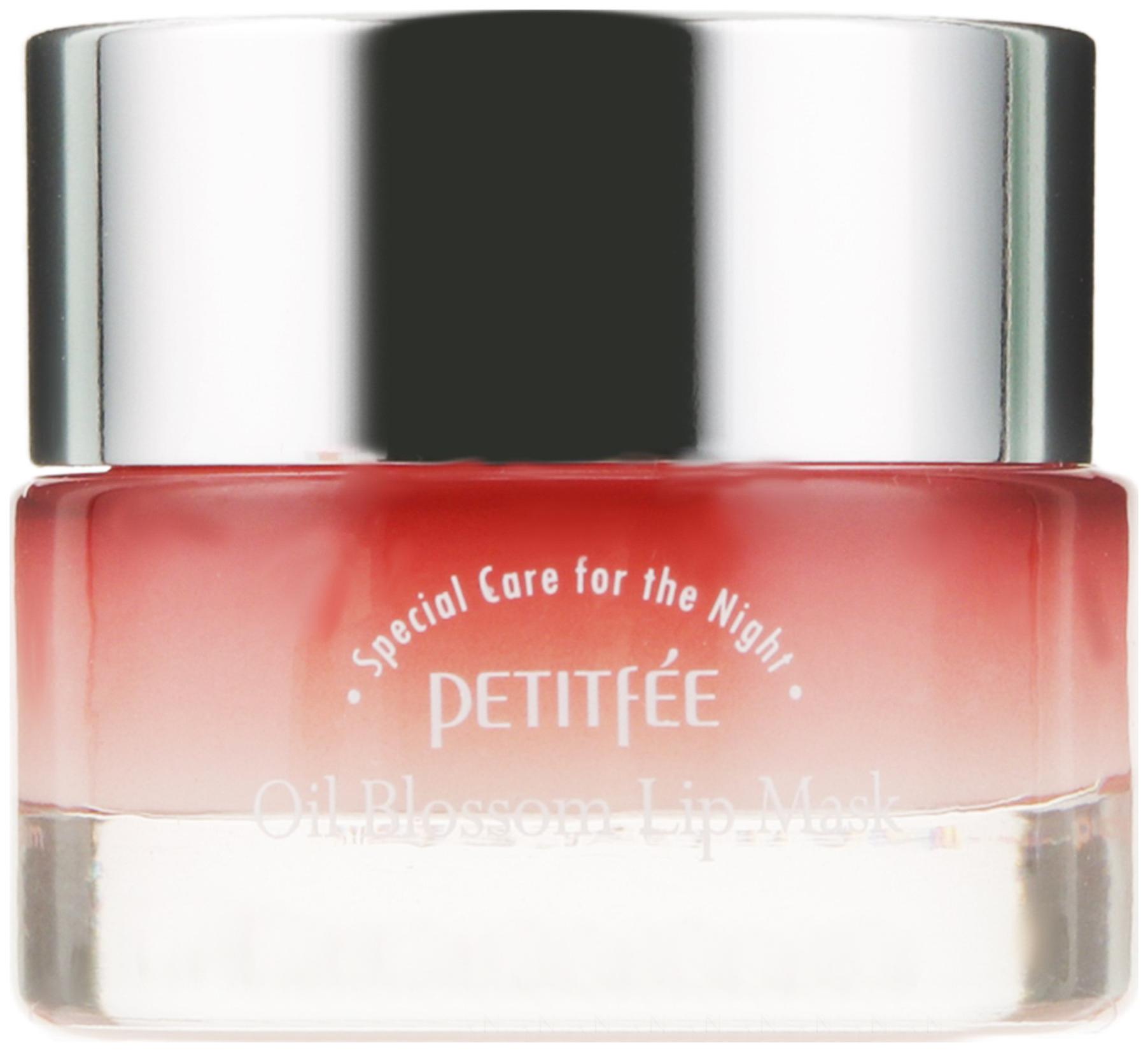 Маска для губ Petitfee Oil Blossom