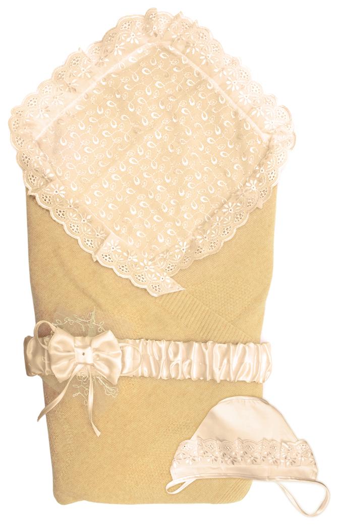 Купить Комплект на выписку Сонный Гномик Сластена желтый К003/41, Сонный гномик, Комплекты для новорожденных