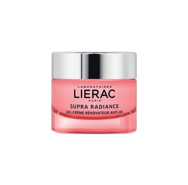 Гель-крем для лица Lierac Supra Radiance Gel-Creme обновляющий антиоксидантный 50 мл