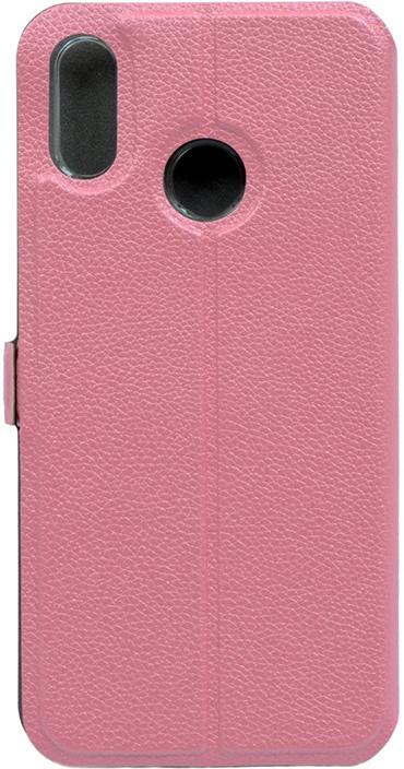 Чехол GOSSO CASES Book Type UltraSlim для Huawei P20 Lite розовый