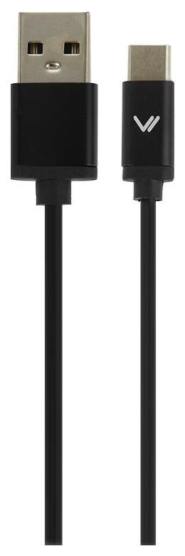 Кабель Vertex DCTYPECB Type C 1м Black