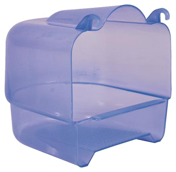 Купалка для птиц Trixie 54032 подвесная голубая