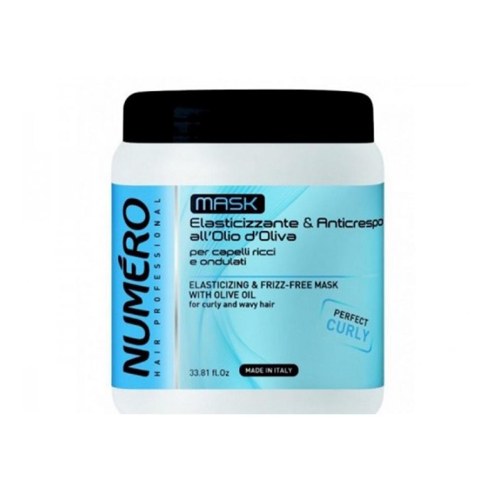 Купить Маска для волос BRELIL Professional NUMERO Elasticizing & Freeze-Free 1000 мл
