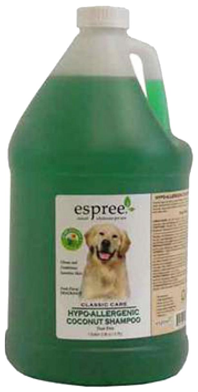 Шампунь для кошек и собак Espree Classic Care Hypo-Allergenic Coconut без слез 379 л.