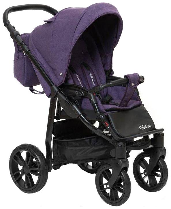 Купить Прогулочная коляска Mr Sandman Vortex Фиолетовый, Коляски книжки