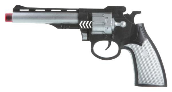 Купить Огнестрельное игрушечное оружие Гратвест револьвер 23 см, Gratwest,