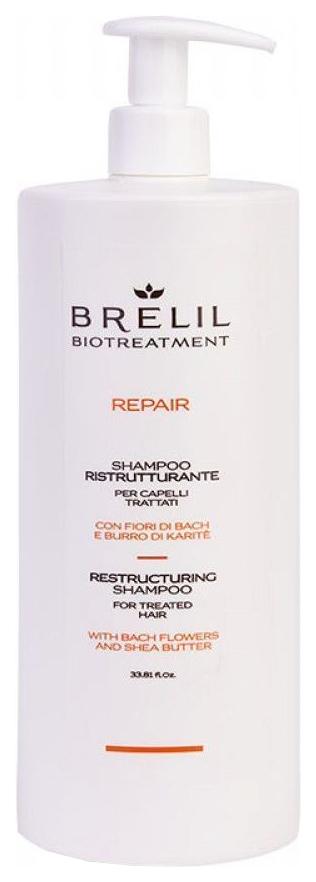 Шампунь Brelil Professional Bio Traitement Repair 1 л