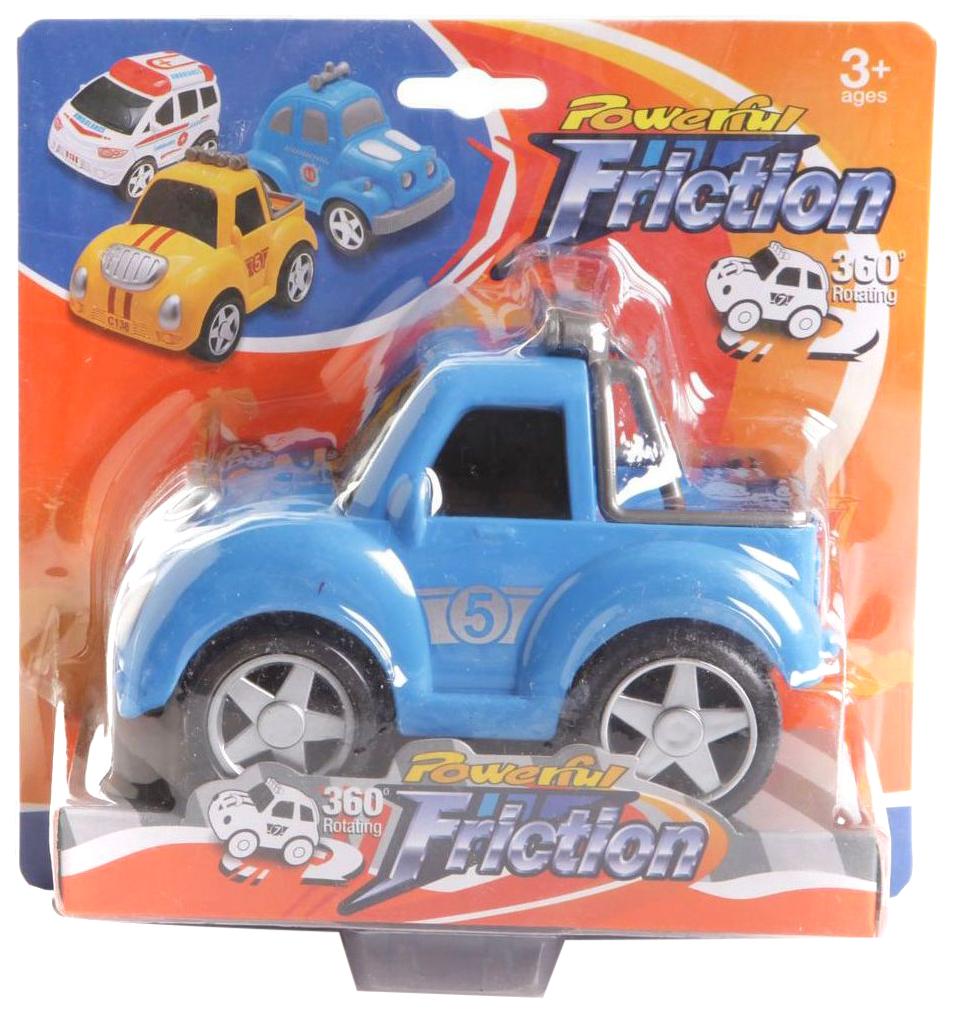 Купить Игрушечная машинка Gratwest Джип инерционный powerful friction В55093, Игрушечные машинки