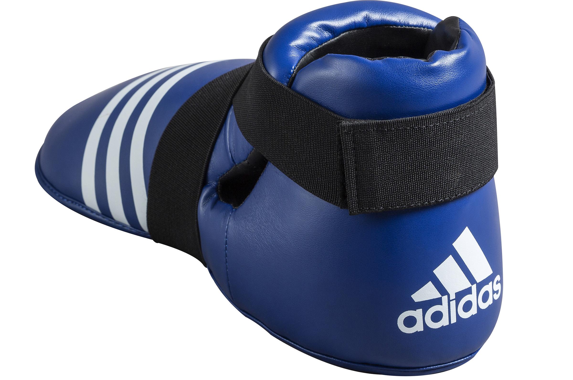 Защита стопы Adidas Super Safety Kicks синяя XL