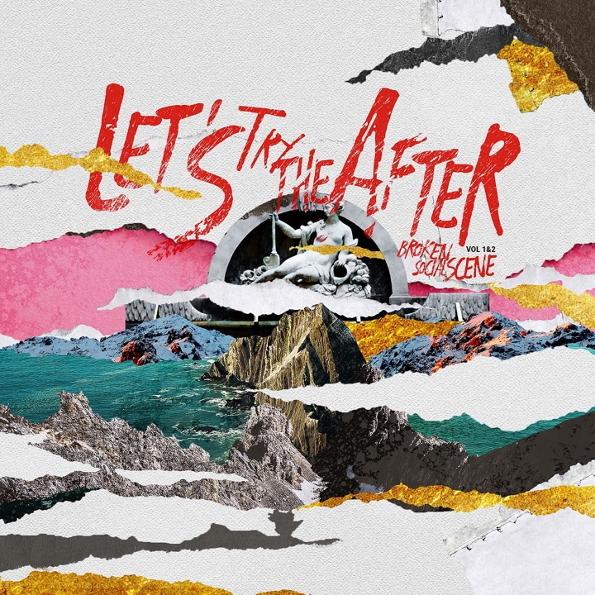 Виниловая пластинка Broken Social Scene  Let's Try The After Vol 1&2 (LP)
